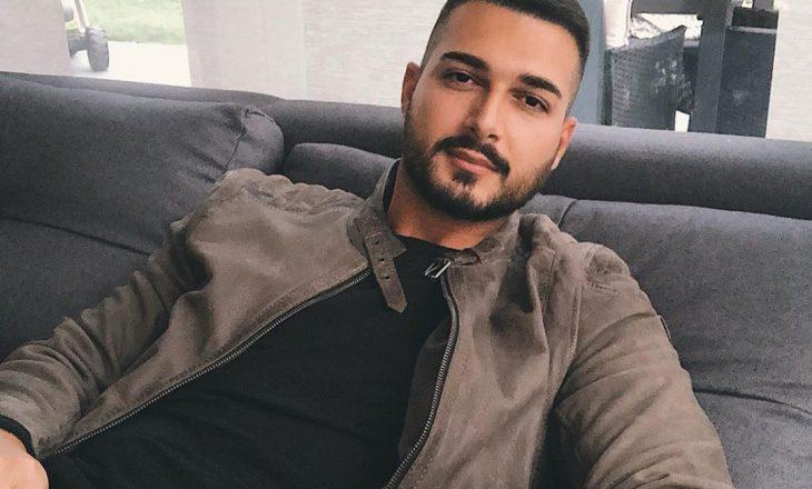 Enis Bytyqi publikon këngën e re 'Habibti'