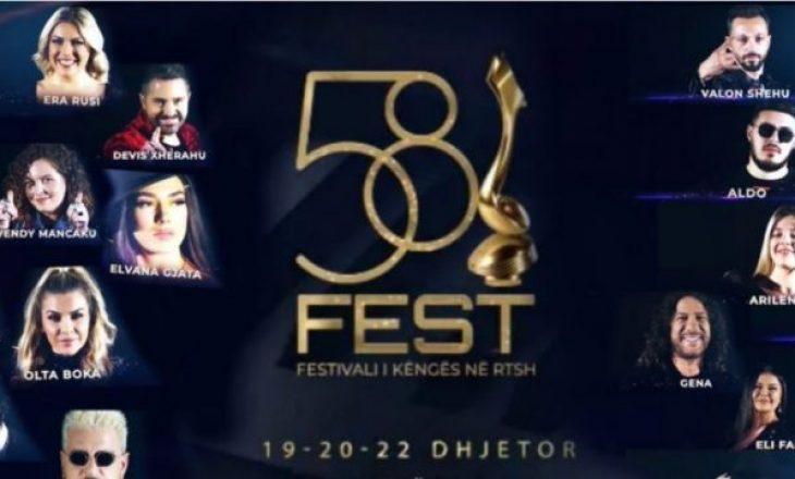 Misteret e festivalit të këngës në RTSH