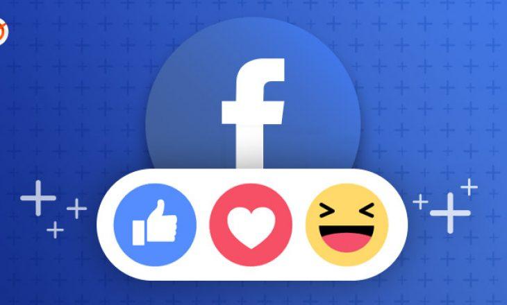 Facebook merr një vendim për përdoruesit