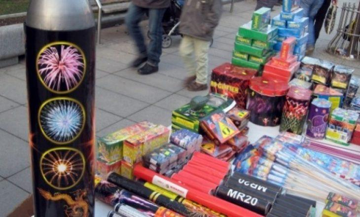 100 mijë kilogramë fishekzjarrë nga Kina hyjnë në Kosovë