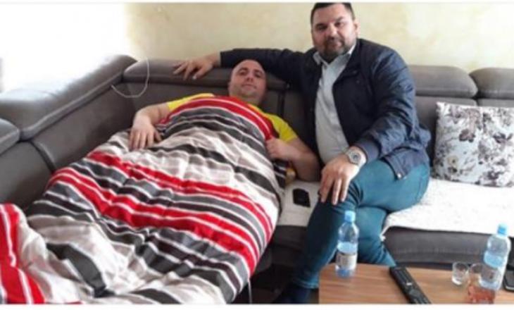 Pamjet e para të plagosurit Shaban Ramaj, miku i tij kërkon mbylljen e medieve