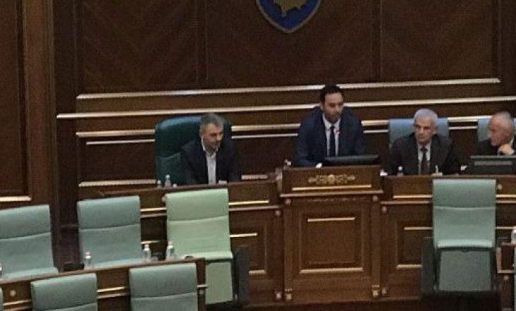 Kryeparlamentari Konjufca uron qytetarët e Kosovës me rastin e ndërrimit të motmoteve