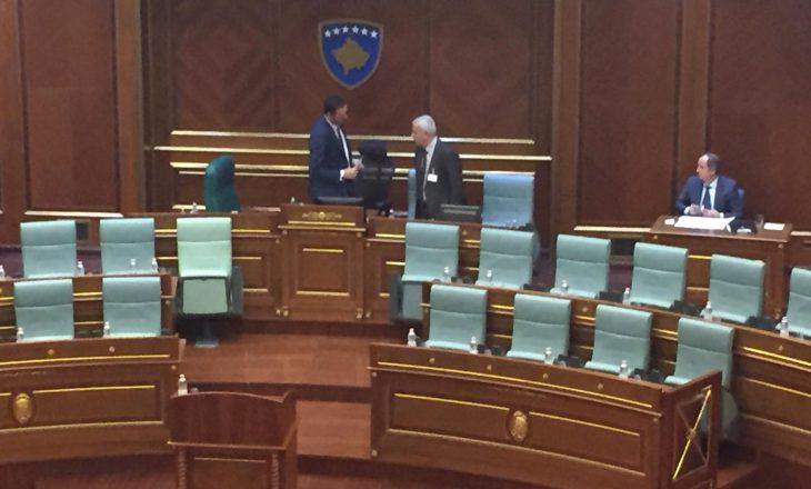 Kjo është deputetja e vetme e LDK-së që nuk e votoi Konjufcën për kryetar të Parlamentit