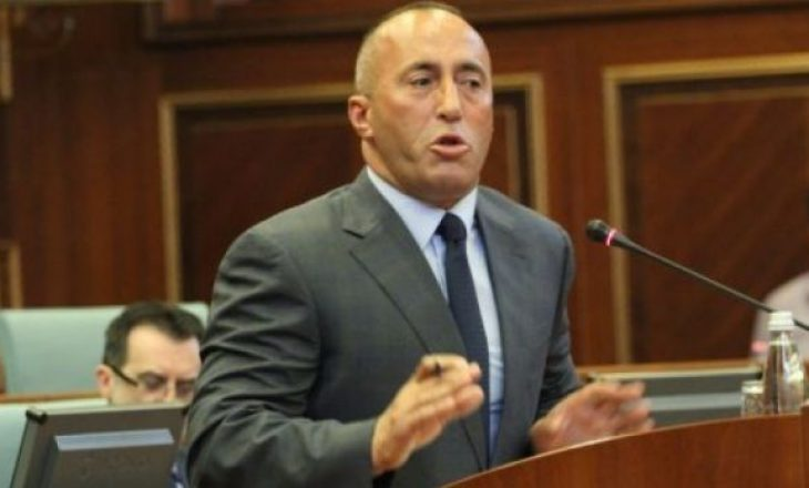 Haradinaj: U munduan të më shantazhojnë mua e Kosovën