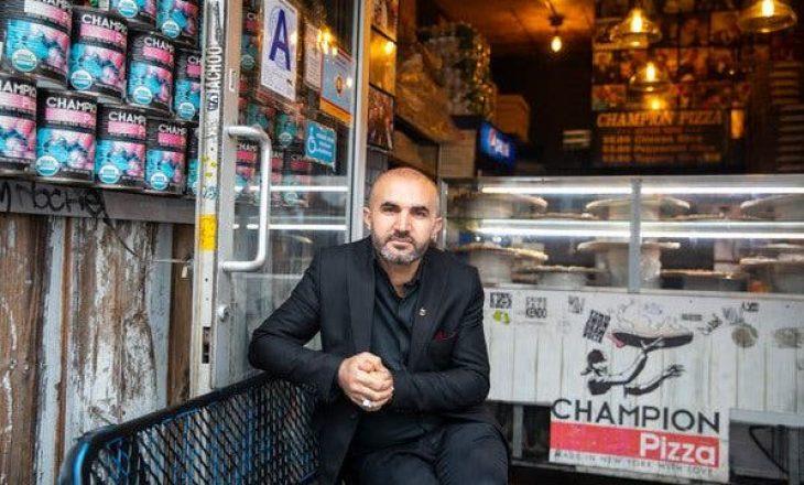 Nga i pastrehë në milioner – Historia e një emigranti, sot mbret i picave