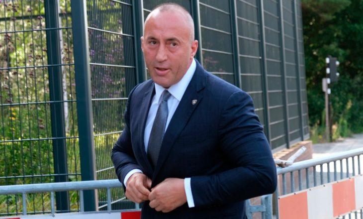 Haradinaj intervistohet nga policia e Pejës
