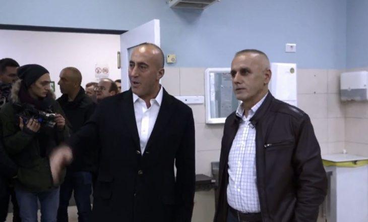 Haradinaj viziton Emergjencën, ka një porosi për krejt qytetarët