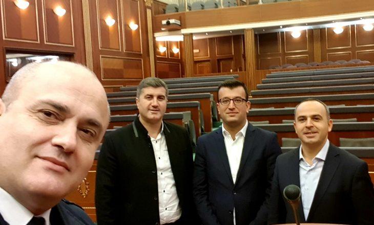 Regjistrohet si deputet në Kuvend, anëtari i LDK-së: Na presin sfida