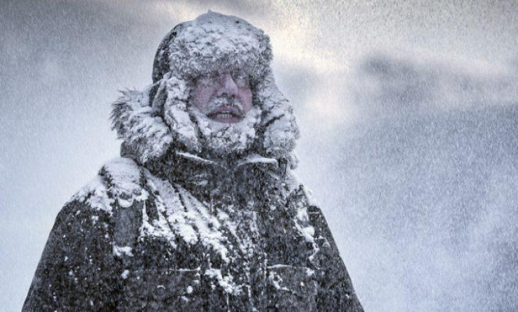 Ky shtet goditet nga moti më i ftohtë në 22 vitet e fundit
