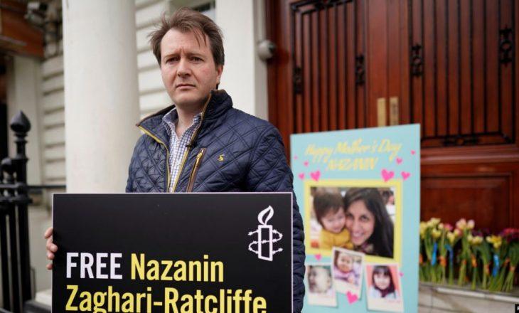 Irani refuzon kërkesën për lirimin e britanikes të dënuar për spiunazh