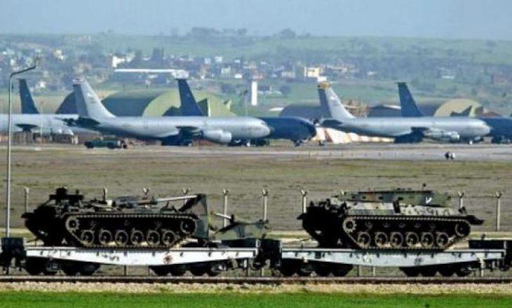 Turqia paralajmëron SHBA: Mund ta ndalojmë përdorimin e bazave