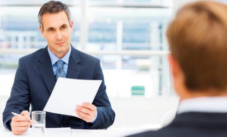 Dhjetë pyetjet më të zakonshme në një intervistë pune