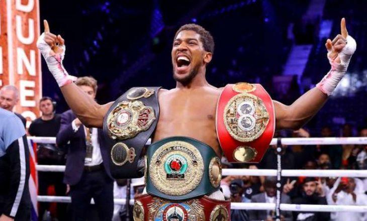 """""""Nëse nuk duelon ndaj këtyre dy boksierëve, Joshua të heqë dorë nga titujt"""""""