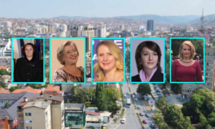 Këto ishin 5 zonjat e para te Kosovës
