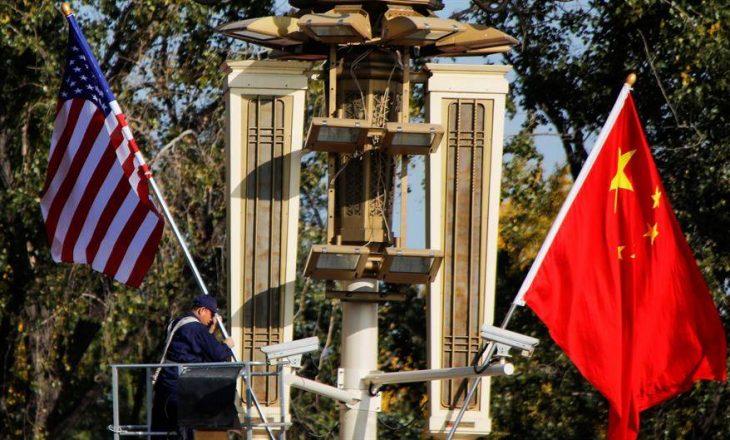 Autoritetet kineze ndërmarrin masa kundër diplomatëve amerikanë