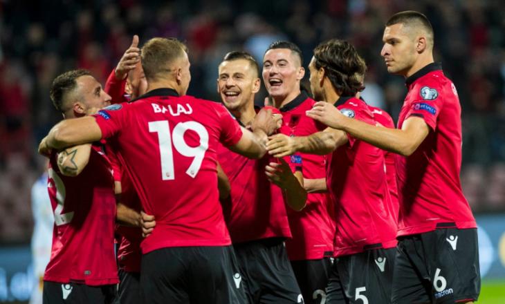 Kombëtarja e Shqipërisë konfirmon sfidën e parë për 2020