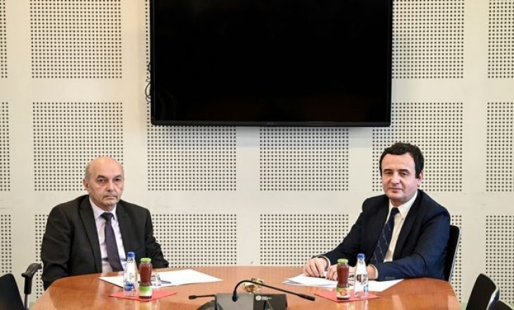 Negociatat VV-LDK para dështimit
