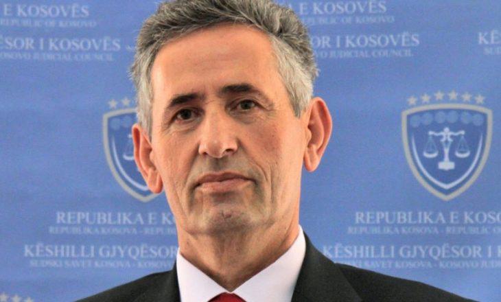 Kërkohet paraburgim për personin që sulmoi kryetarin e Gjykatës në Vushtrri