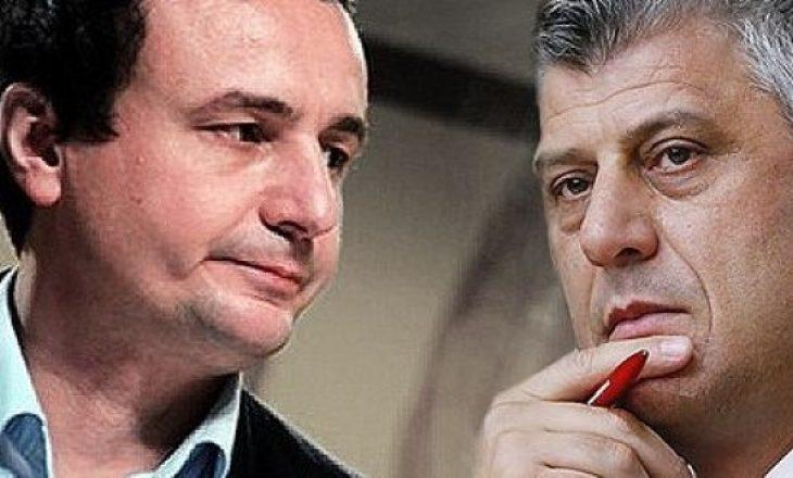 Hashim Thaçi nesër do ta mandatojë Albin Kurtin? – Flasin nga Vetëvendosje