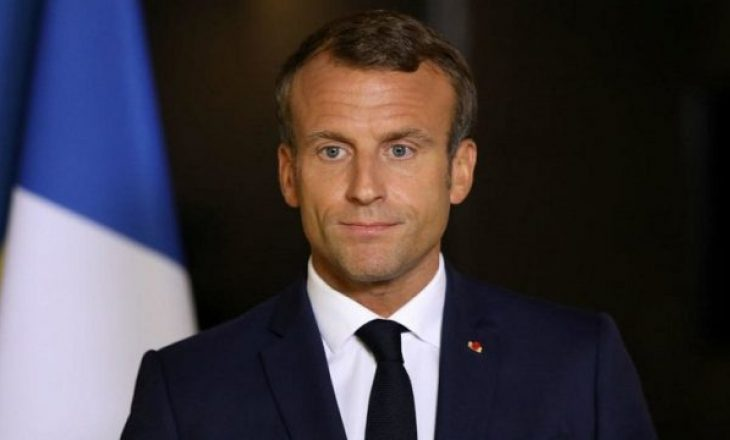 Presidenti Macron përplaset me policinë izraelite në Jerusalem