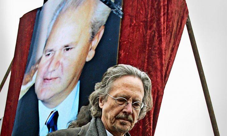 Afër Prishtinës, nderohet përkrahësi i Millosheviqit që fitoi çmimin Nobel
