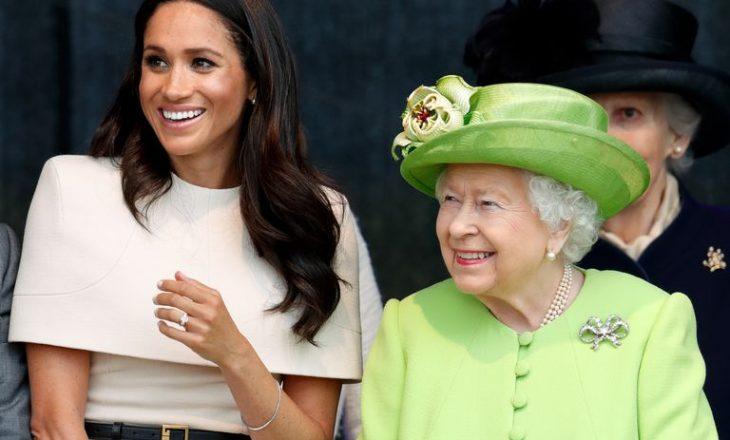Në foton e Krishtlindjes së Mbretëreshës Elizabeth mungon Harry dhe Meghan