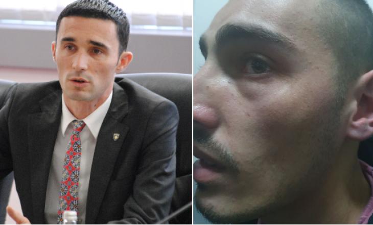 Policia jep detaje për rrahjen e gazetarit nga Endrit Shala