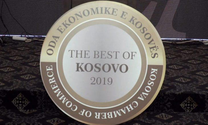 Ndahen çmimet për bizneset më të suksesshme në Kosovë