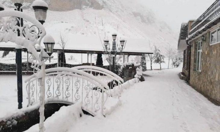 Bora mbulon këtë pjesë të Kosovës