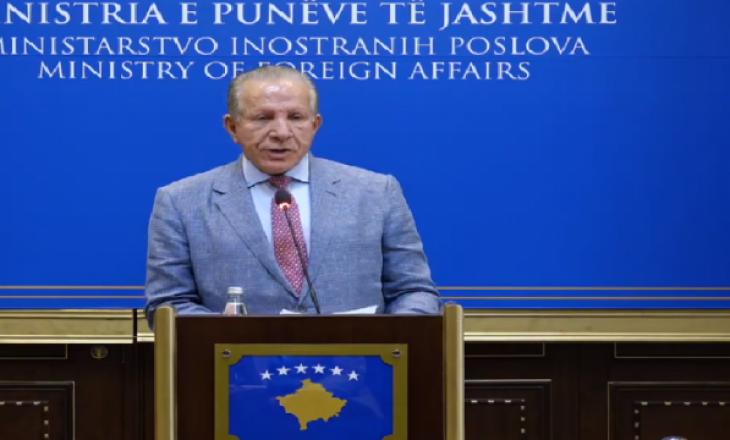 Pacolli: Ministria e Punëve të Jashtme nuk ka dështuar, e dini mirë