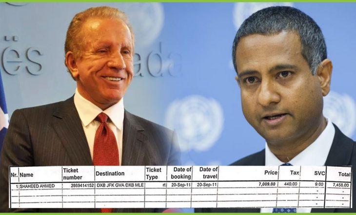 Raporti i dyshimtë i Pacollit me diplomatin nga Maldive