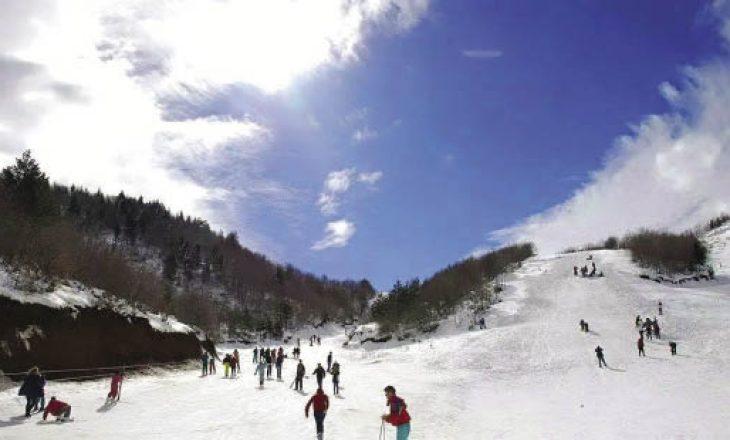 Pista e skive jepet me qira për 102 euro në muaj