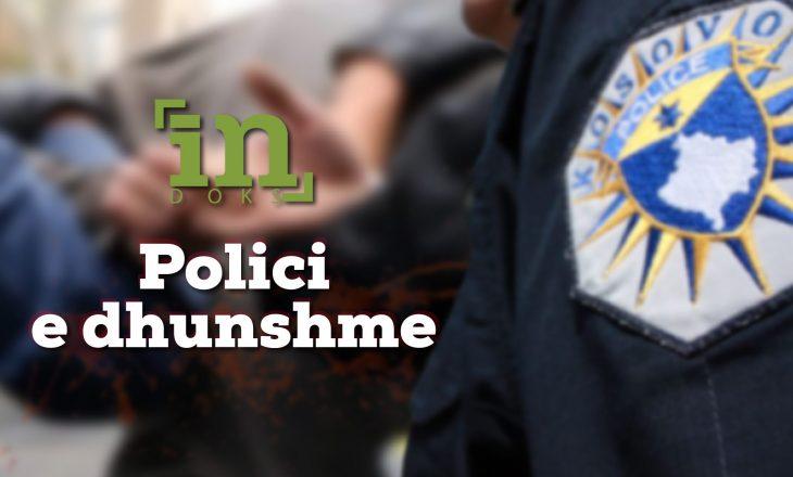 """Sonte transmetohet dokumentari """"Polici e dhunshme"""""""