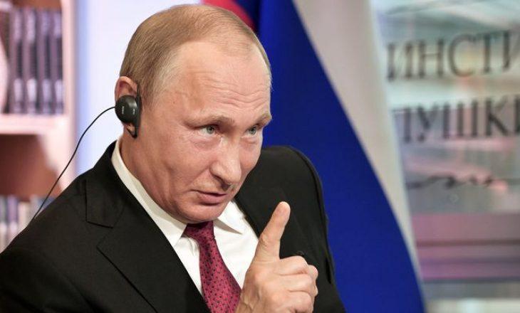 Putini paralajmëron masakër si ajo e Srebrenicës