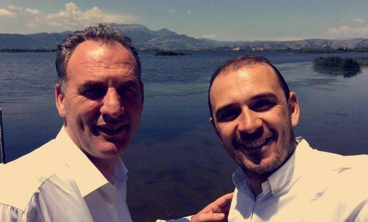 Plagoset me armë zjarri këshilltari i Fatmir Limajt