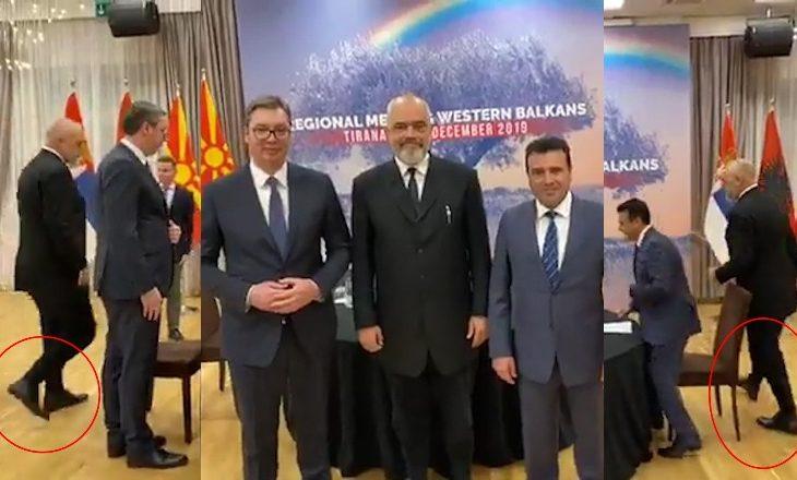 Rama heq dorë nga atletet, serioz krah Zaev dhe Vuçiç (FOTO)