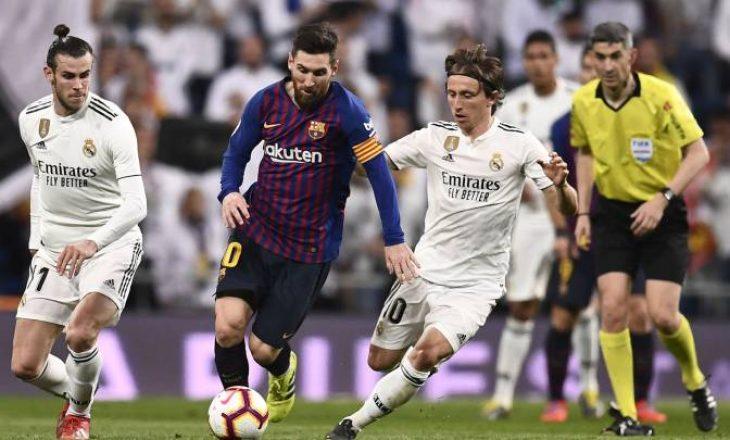 E pabesueshme, në 90 vjet të La Ligas, Reali e Barcelona kanë vetëm një gol dallim