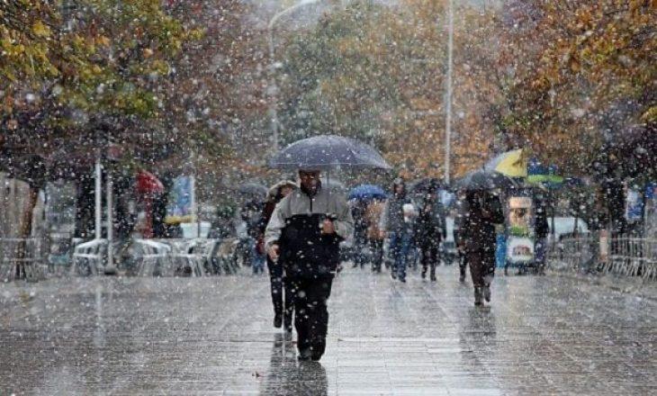 A do të bie borë në vikend? – flasin nga IHMK