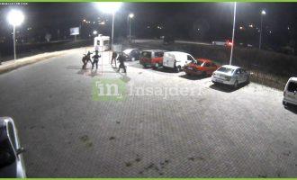 Video Ekskluzive që tregon se si policia rrahu brutalisht dy persona në Shtime