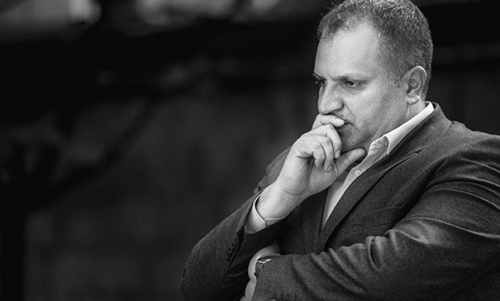 Arrestohet personi që dyshohet se ka kërcënuar Shpend Ahmetin