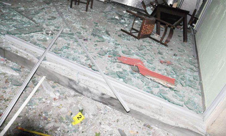Shpërthim i fuqishëm në Tiranë