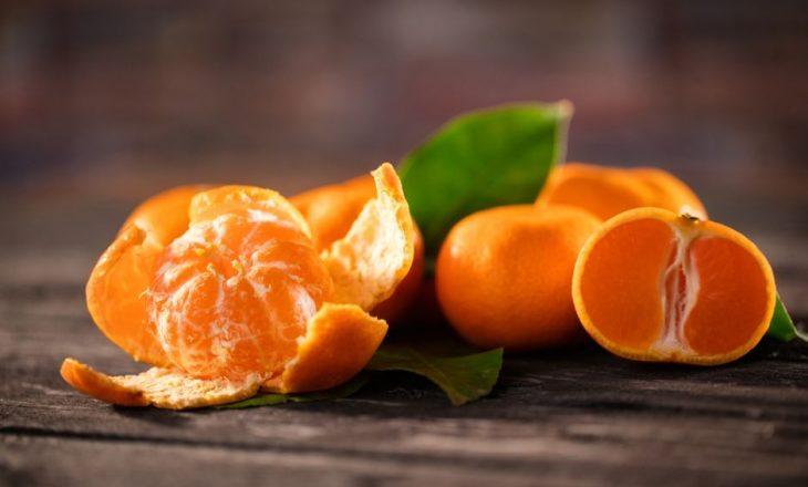 Kujdes nga përdorimi i tepërt i mandarinës, i shkakton këto probleme