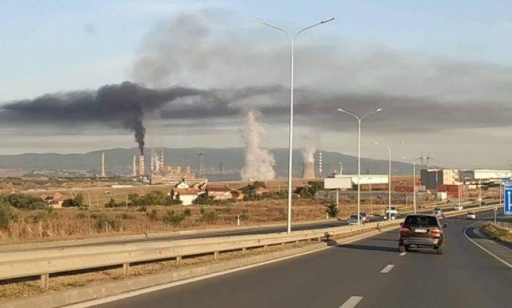 Ndotja e ajrit në kryeqytet, KEK-u thotë se në vitin 2014 janë eliminuar shkaktarët e ndotjes