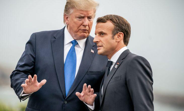 ShBA-të kërcënojnë Francën me taksë 100% për dy produkte