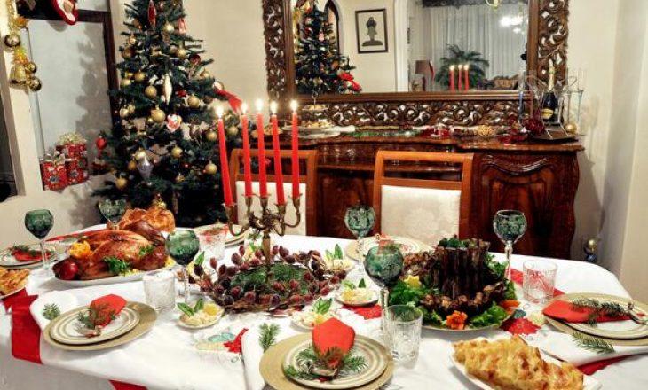Ushqimet që sjellin fat të mirë për Vitin e Ri