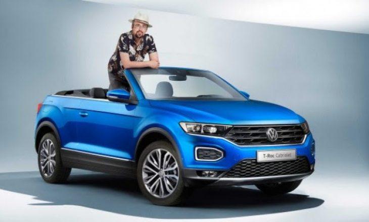 Fillon prodhimi i SUV-it të parë Volkswagen cabrio