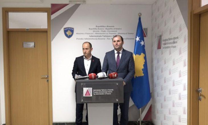 Kjo është shuma që ATK-ja ka mbledhur nga borxhet në Kosovë