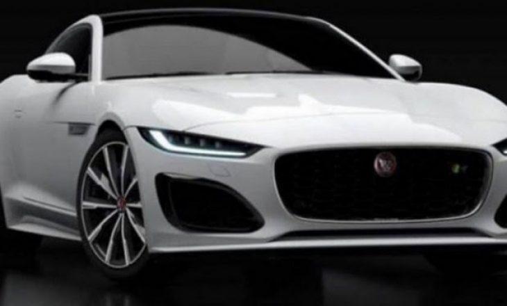 Rrjedhin fotografitë e Jaguar F-Type të ri