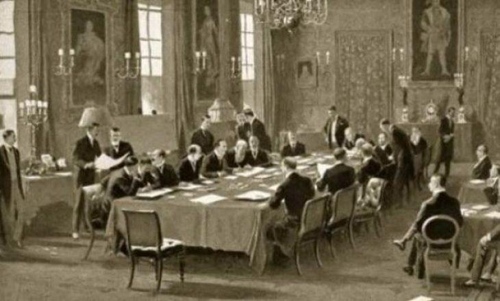 Konferenca e Londrës, 107 vjet nga ndarja e trojeve shqiptare