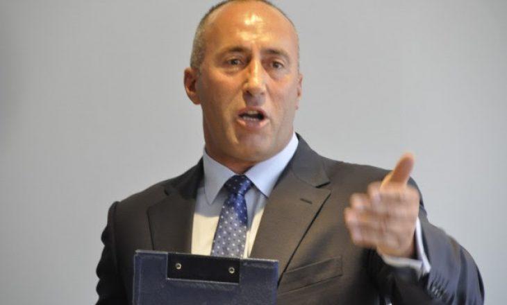 Haradinaj thotë se fituesi i zgjedhjeve po e vonon krijimin e institucioneve